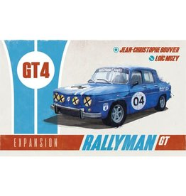 Holy Grail Games Rallyman: GT - GT4