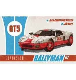 Holy Grail Games Rallyman: GT - GT5