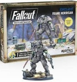 Modiphius Fallout: Wasteland Warfare: Enclave Frank Horrigan