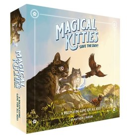 Atlas Games Magical Kitties Save the Day RPG