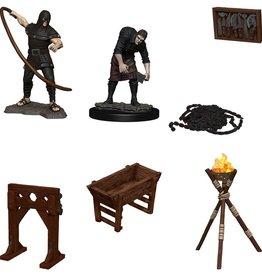 WizKids WarLock Tiles: Accessory: Torture Chamber