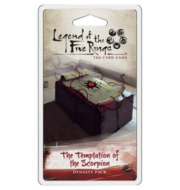 Fantasy Flight Games L5R LCG: The Temptation of the Scorpion