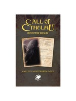 Chaosium Call of Cthulhu: Keeper Deck: Malleus Monstrorum