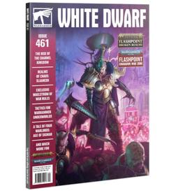 Games Workshop White Dwarf #461
