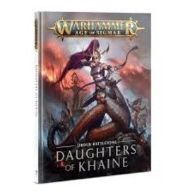 Games Workshop BATTLETOME: DAUGHTERS OF KHAINE (ENG)