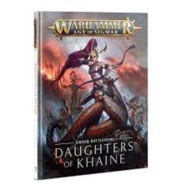 Games Workshop Order Battletome: Daughters of Khaine