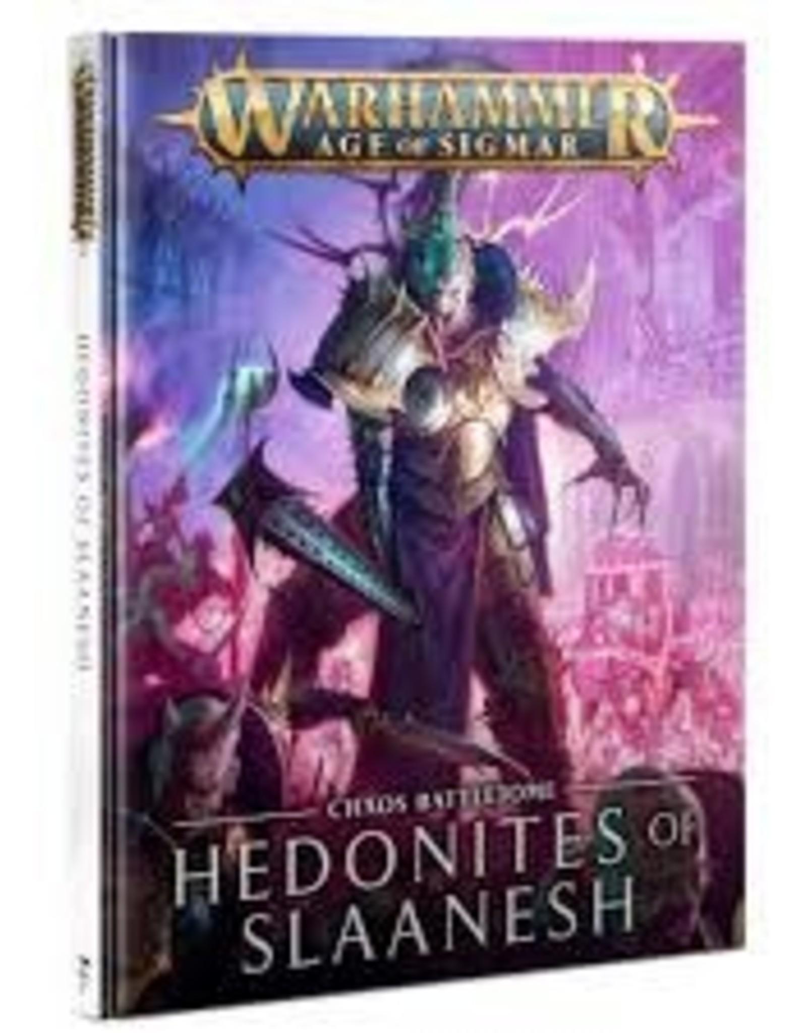 Games Workshop BATTLETOME: HEDONITES OF SLAANESH (ENG)