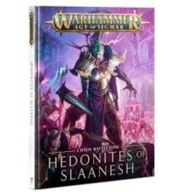 Games Workshop BATTLETOME: HEDONITES OF SLAANESH (ENG)