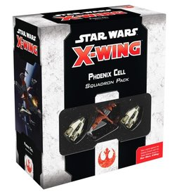 Fantasy Flight Games SW X-Wing 2nd Ed: Phoenix Cell Pack [preorder]