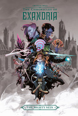Random House Critical Role: The Chronicles of Exandria The Mighty Nein