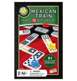Endless Games The Mexican Train Dominoes Set