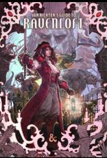 Wizards of the Coast D&D 5th: Van Richten's Guide to Ravenloft Alt Art Cover [preorder]