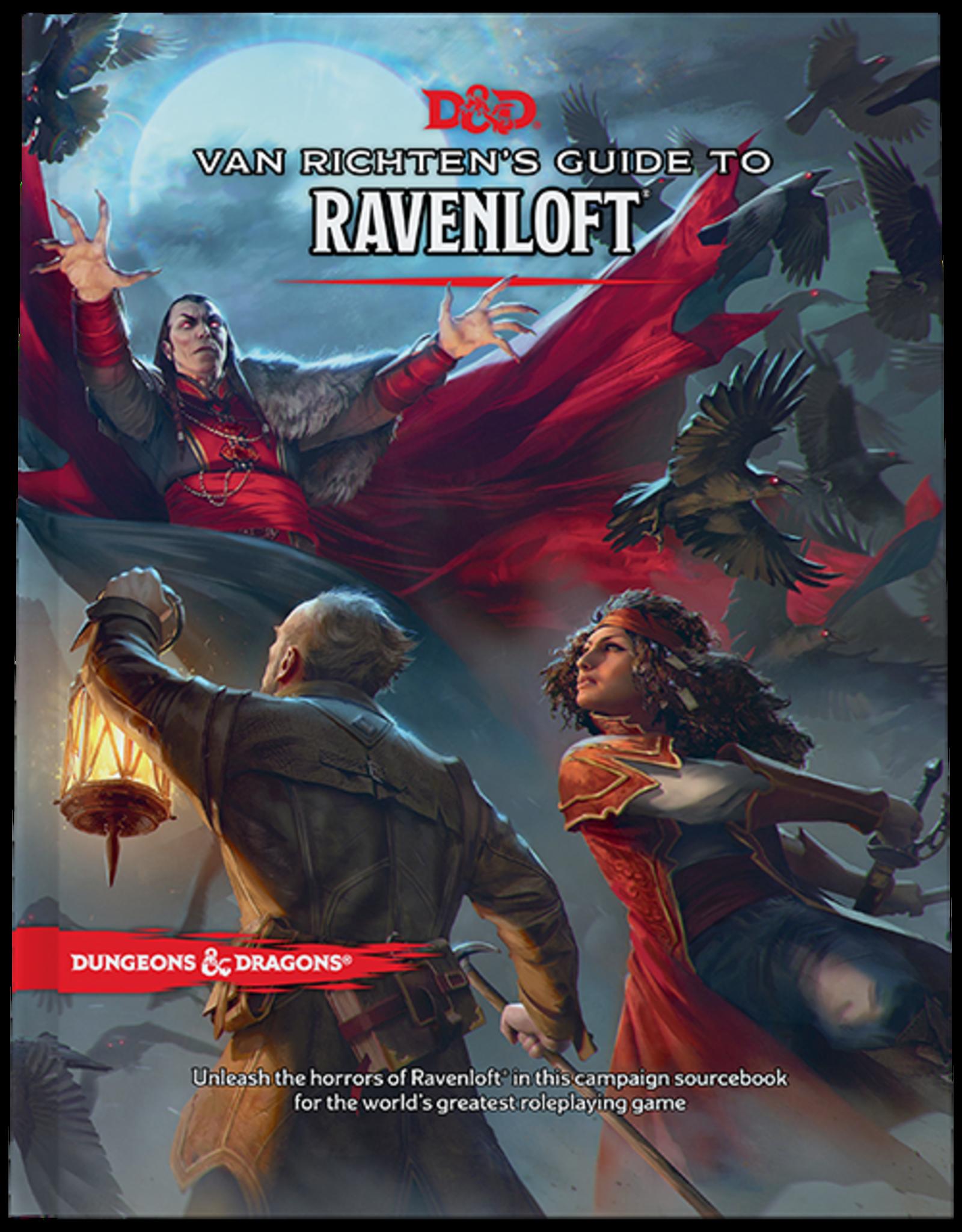Wizards of the Coast D&D 5th: Van Richten's Guide to Ravenloft [preorder]