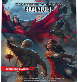 Wizards of the Coast D&D 5th: Van Richten's Guide to Ravenloft [preorder]