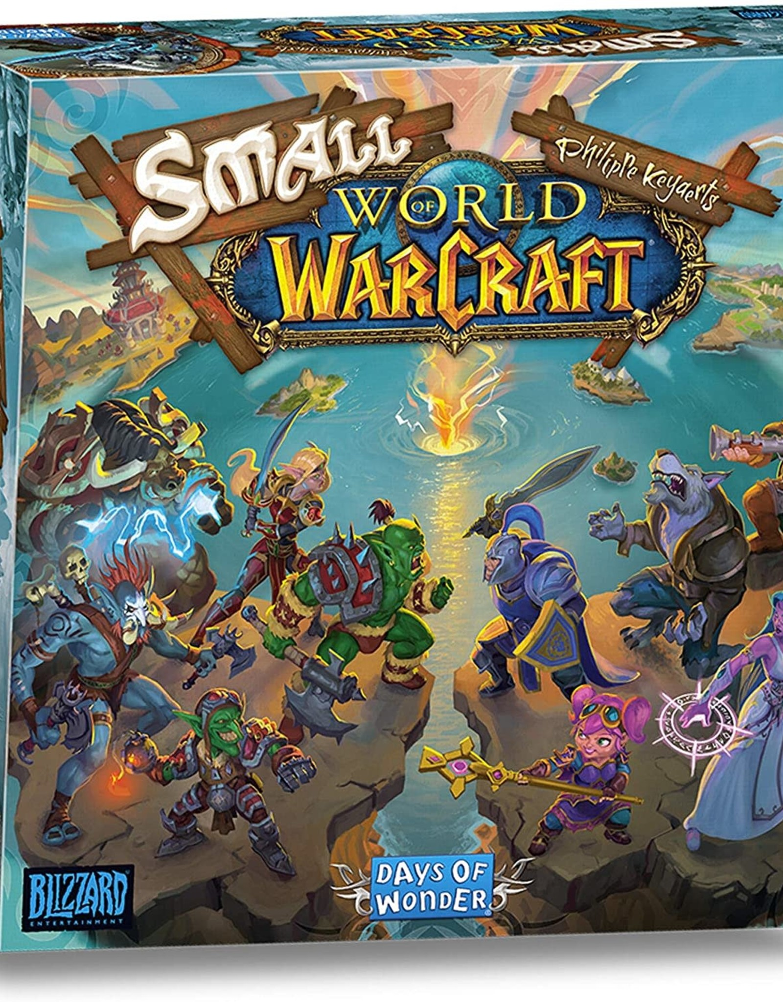 RENTAL - Small World of Warcraft 4 lb 9.7 oz