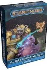 PAIZO Starfinder Alien Character Deck