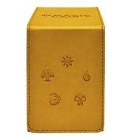 Ultra Pro Magic the Gathering: Alcove Flip Box - Gold
