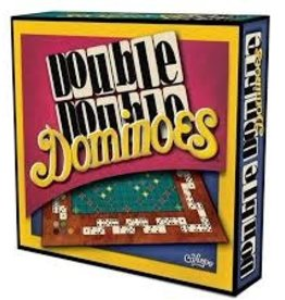 Calliope Games Double Double Dominoes