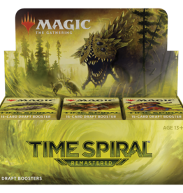 Wizards of the Coast Time Spiral Remastered Draft Display (36 packs)