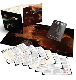 Modiphius Star Trek Adventures RPG: Klingon Empire GM Toolkit [preorder]