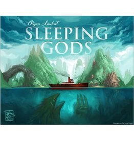 Red Raven Games Sleeping Gods [preorder]