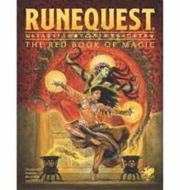 Chaosium RuneQuest: The Red Book of Magic