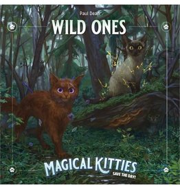 Atlas Games Magical Kitties Save the Day RPG: Wild Ones