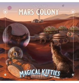 Atlas Games Magical Kitties Save the Day RPG: Mars Colony