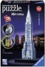 Ravensburger 3D Puzzle Chrysler Building - Night