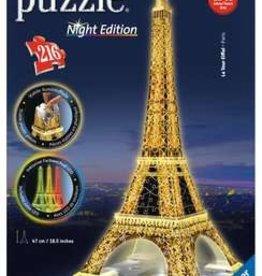 Ravensburger 3D Puzzle Eiffel Tower - Night