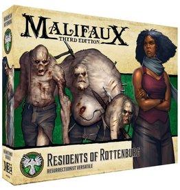 Wyrd Malifaux: Resurrectionist Versatile: Residents of Rottenburg