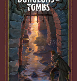 Wizards of the Coast D&D Young Adventurer's Guide: Dungeons & Tombs