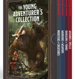 Wizards of the Coast D&D The Young Adventurer's Guide Box Set