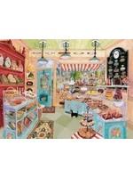 Ravensburger 750pc LF puzzle Corner Bakery