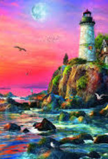 Ravensburger 500pc puzzle Lighthouse at Sunset