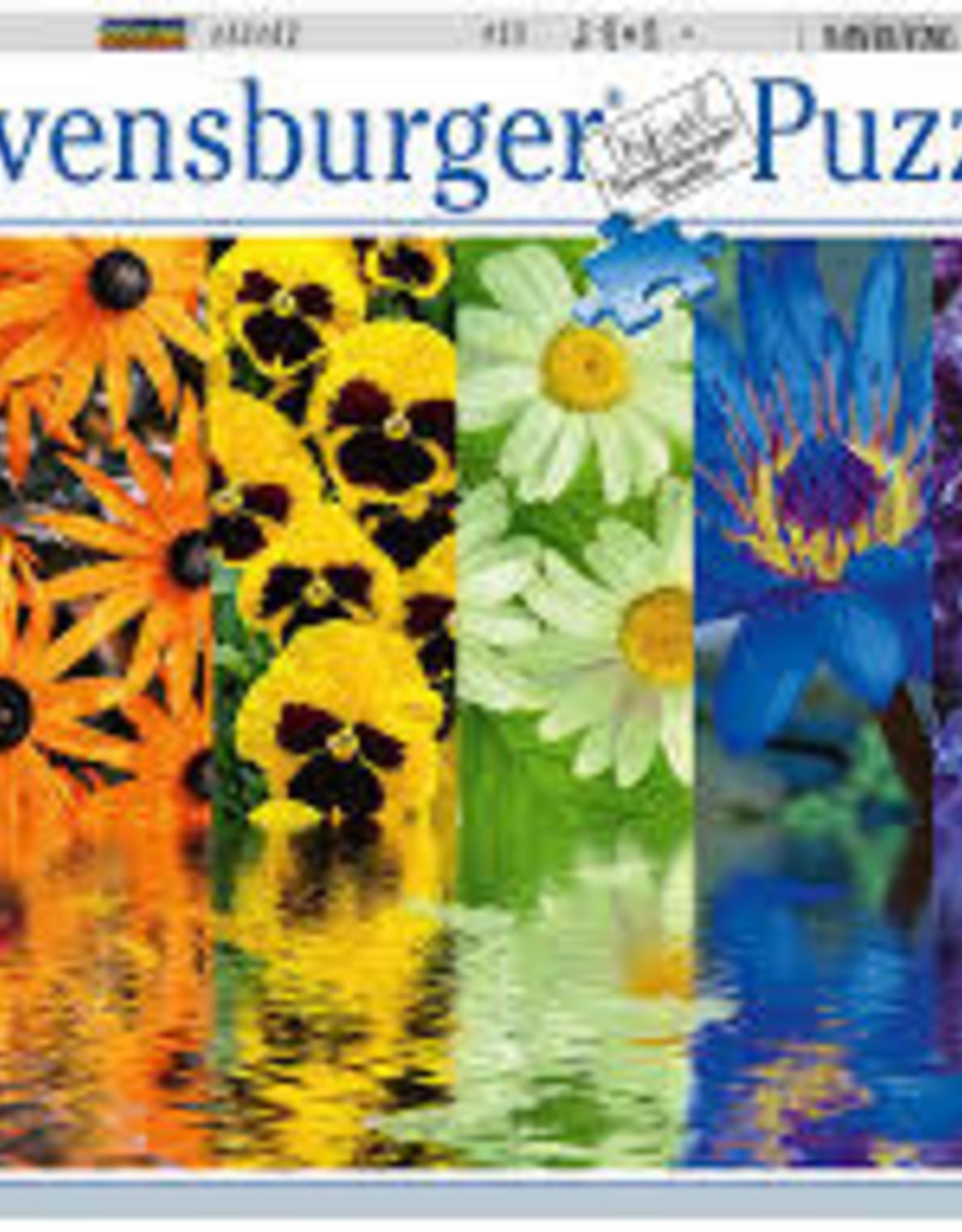 Ravensburger 500pc puzzle Floral Reflections