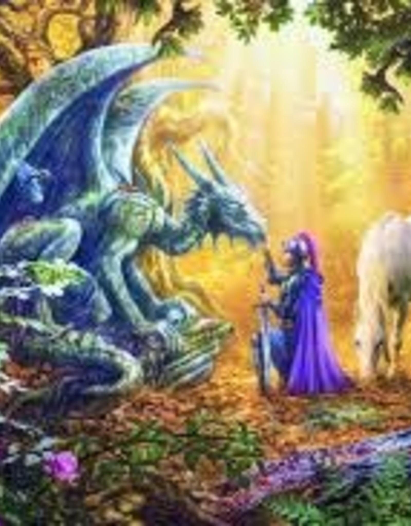 Ravensburger 500pc puzzle Dragon Whisperer