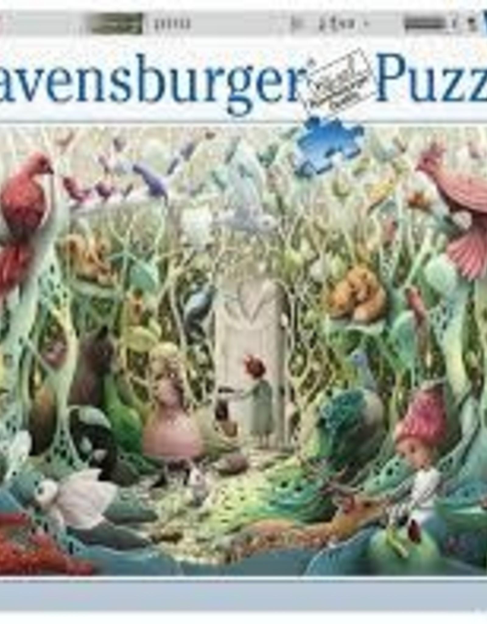 Ravensburger 1000pc puzzle The Secret Garden