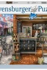 Ravensburger 1000pc puzzle Quaint Cafe
