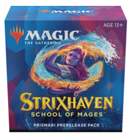 Wizards of the Coast Strixhaven Prerelease Prismari At Home Kit [Preorder]