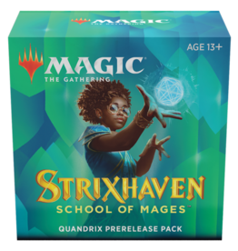 Wizards of the Coast Strixhaven Prerelease Quandrix At Home Kit [Preorder]