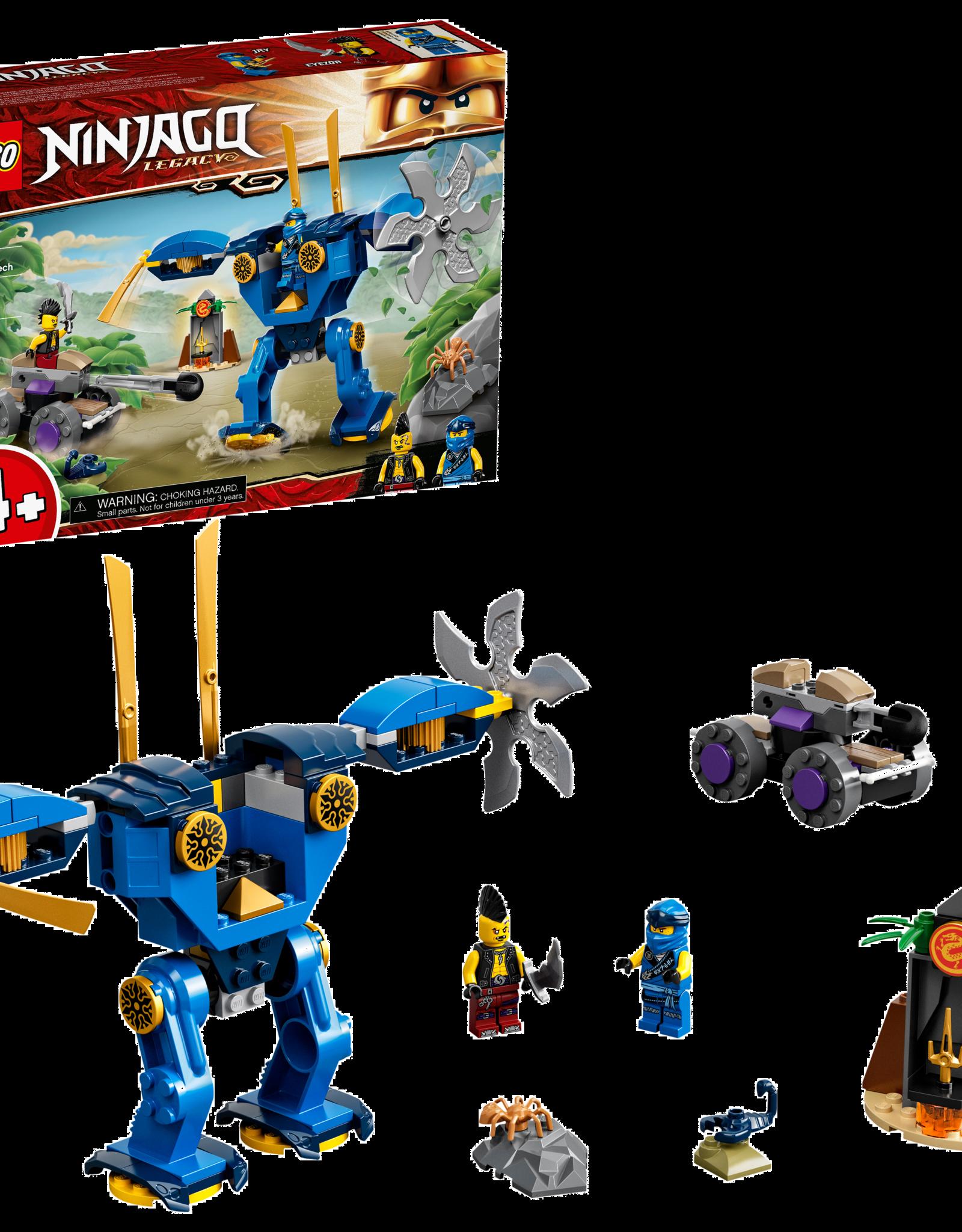 LEGO LEGO Ninjago Jay's Electro Mech 71740
