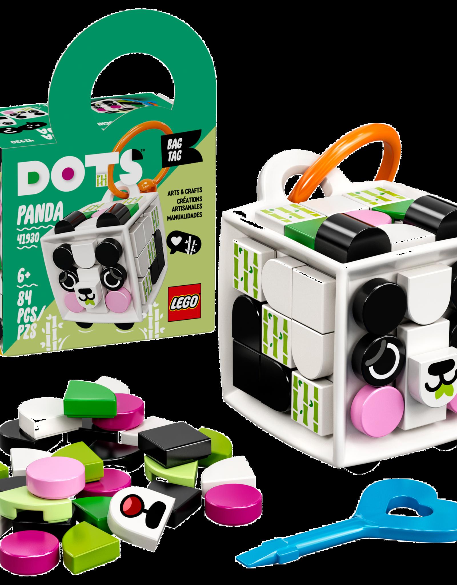 LEGO LEGO 41930 Bag Tag Panda