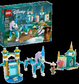 LEGO LEGO 43184 Raya and the Sisu Dragon