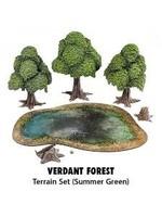 Monster Fight Club Monster Scenery: Verdant Forest