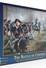 Mchezo 1000pc puzzle The Battle of Cowpens
