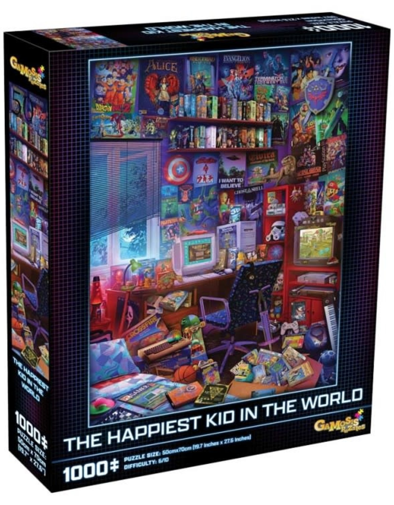 Mchezo 1000pc puzzle The Happiest Kid in the World [preorder]
