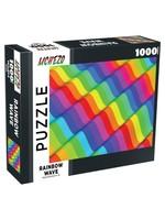 Mchezo 1000pc puzzle Rainbow Wave