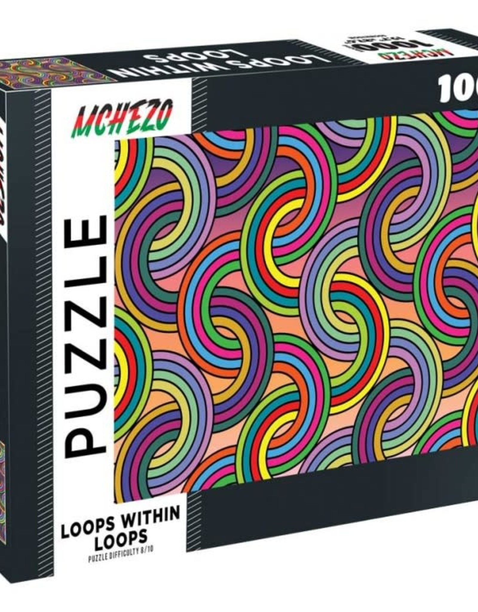Mchezo 1000pc puzzle Loops Within Loops [preorder]