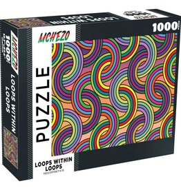 Mchezo 1000pc puzzle Loops Within Loops